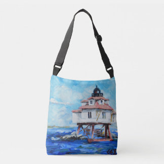 Thomas Point Lighthouse Tote