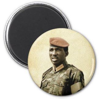 Thomas Sankara - Burkina Faso - African President Magnet