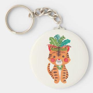 Thomas the Little Tiger Key Ring