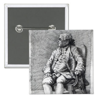 Thomas Townshend, 1st Viscount Sydney 15 Cm Square Badge