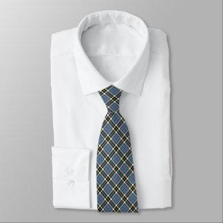 Thompson Clan Blue Formal Dress Tartan Tie