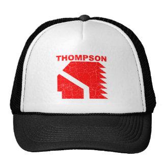 Thompson High School Warriors Mesh Hat