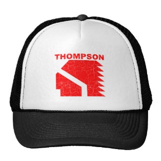 Thompson High School Warriors Mesh Hat