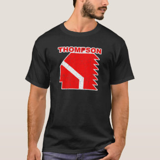 Thompson High School Warriors T-Shirt