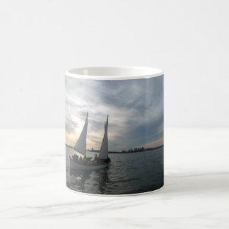 Thompson Island OB coffee mug