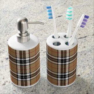 Thomson Camel Toothbrush Holder and Soap Dispenser