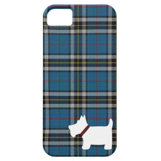 Thomson Dress Tartan Pattern with Scottie Dog Case