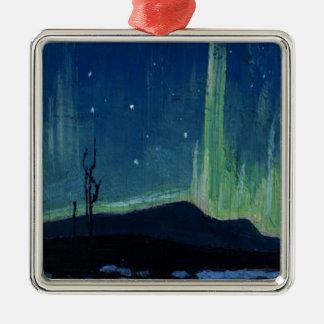 Thomson - Northern Lights Metal Ornament