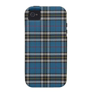Thomson or Thompson Dress Tartan Pattern Case iPhone 4/4S Covers