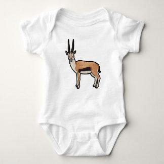 Thomson's Gazelle Baby Bodysuit