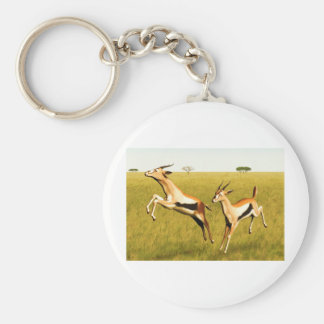 Thomson's Gazelle Key Ring