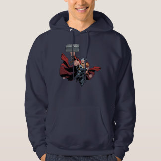 Thor Assemble Hoodie