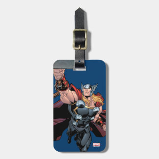 Thor Assemble Luggage Tag
