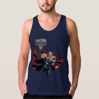 Thor Assemble Singlet