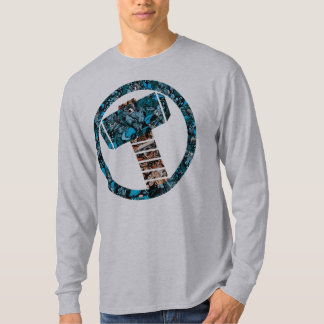 Thor Comic Patterned Icon T-Shirt