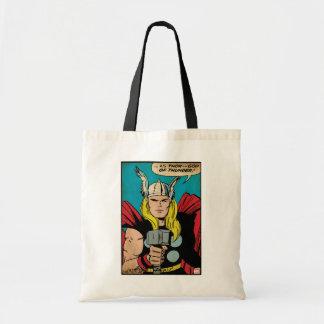 "Thor ""God of Thunder"" Comic Panel"