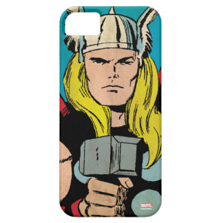 "Thor ""God of Thunder"" Comic Panel iPhone 5 Covers"