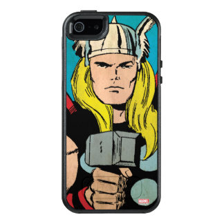 "Thor ""God of Thunder"" Comic Panel OtterBox iPhone 5/5s/SE Case"