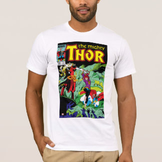 Thor: Into The Realm Of Faerie T-Shirt