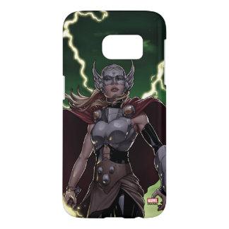 Thor Over Slain Enemies