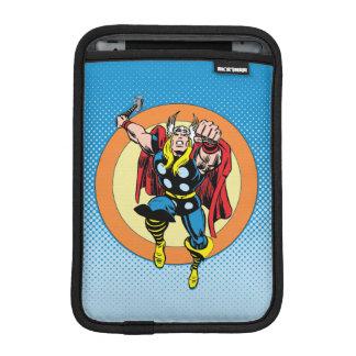 Thor Punch Attack Retro Graphic iPad Mini Sleeve