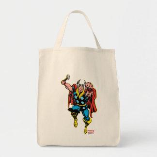 Thor Punching Attack