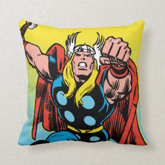 Thor Punching Attack Cushion