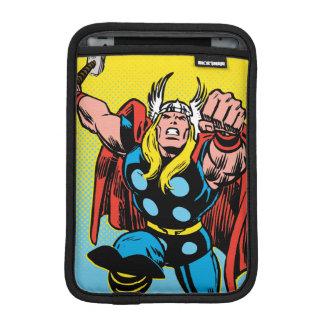 Thor Punching Attack iPad Mini Sleeve