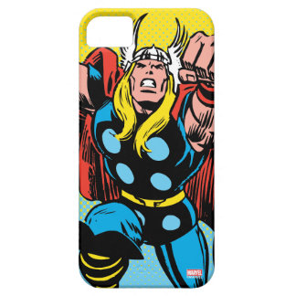Thor Punching Attack iPhone 5 Covers