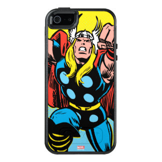 Thor Punching Attack OtterBox iPhone 5/5s/SE Case
