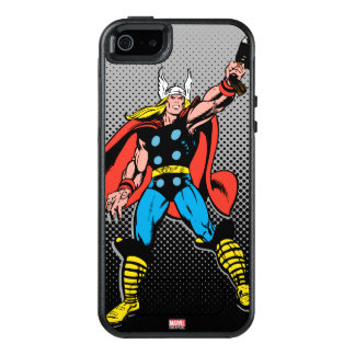 Thor Raising Mjolnir OtterBox iPhone 5/5s/SE Case