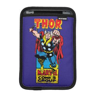Thor Retro Comic Graphic iPad Mini Sleeve