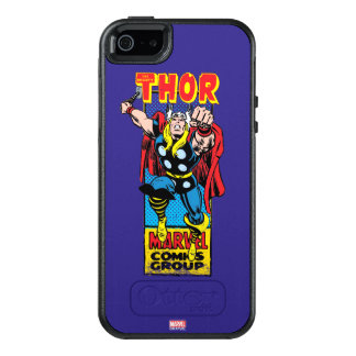 Thor Retro Comic Graphic OtterBox iPhone 5/5s/SE Case