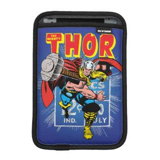 Thor Retro Comic Price Graphic iPad Mini Sleeve