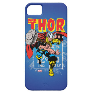 Thor Retro Comic Price Graphic iPhone 5 Covers