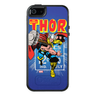 Thor Retro Comic Price Graphic OtterBox iPhone 5/5s/SE Case