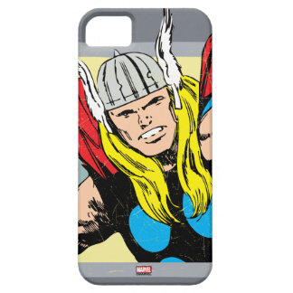 Thor Retro Graphic iPhone 5 Case