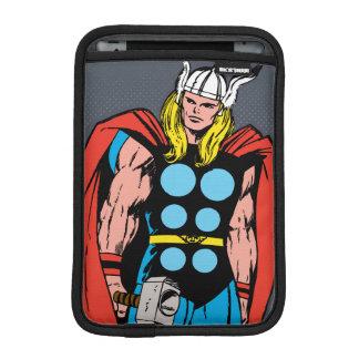 Thor Standing Tall Retro Comic Art iPad Mini Sleeve