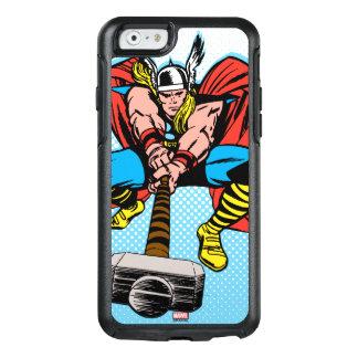 Thor Swinging Mjolnir Forward OtterBox iPhone 6/6s Case