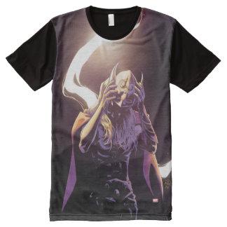 Thor Taking Off Helmet All-Over Print T-Shirt