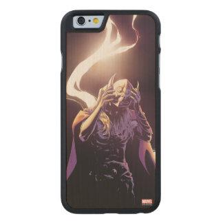 Thor Taking Off Helmet Carved® Maple iPhone 6 Slim Case