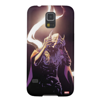 Thor Taking Off Helmet Cases For Galaxy S5