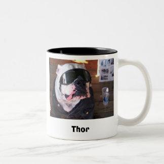 Thor Two-Tone Coffee Mug