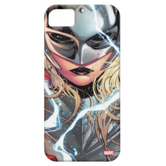 Thor With Lightning iPhone 5 Cover