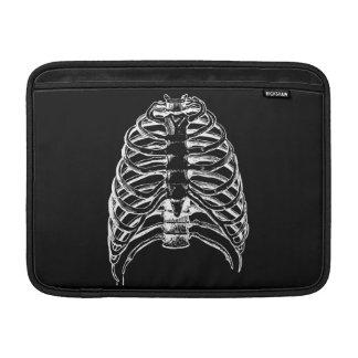 Thorax bones MacBook sleeve