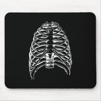 Thorax bones mouse pad