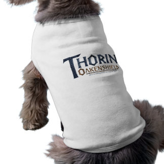 THORIN OAKENSHIELD™ Logo Blue Shirt