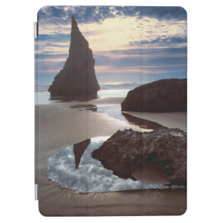 Thorn-Shaped seastack | Face Rock Wayside, OR iPad Air Cover