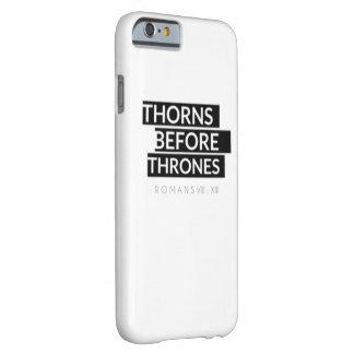 Thorns Before Thrones Case