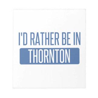 Thornton Notepad